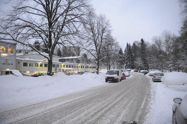 Kuvituskuvaa Helsingin Pohjois-Haagasta.