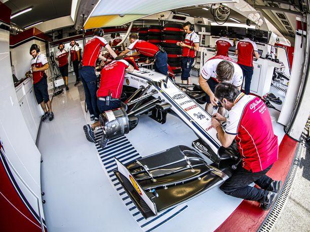 Alfa Romeo on Italiasta kantautuvien tietojen mukaan menettämässä yhden tärkeimmistä työntekijöistään.