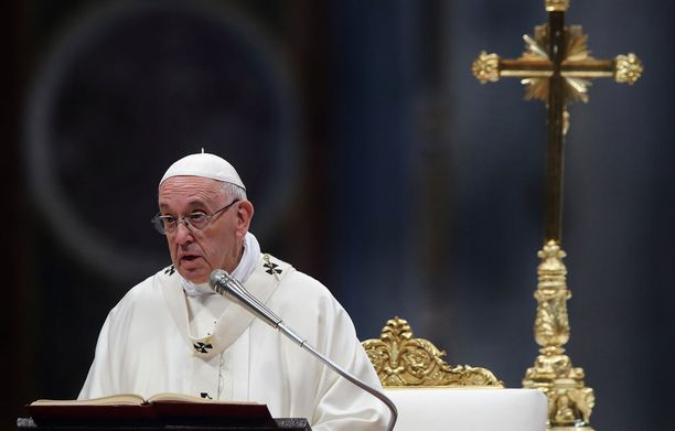 Paavi on tunnettu köyhien puolestapuhujana.