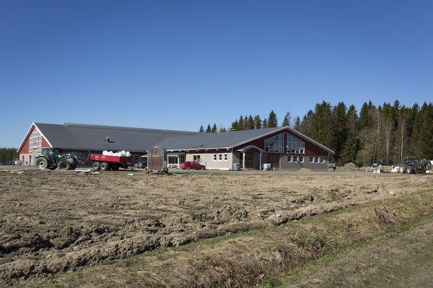 Marjopuron tila sijaitsee Kiuruveden Kalliokylässä. Tila on tuottanut runsaat miljoona litraa maitoa vuodessa.