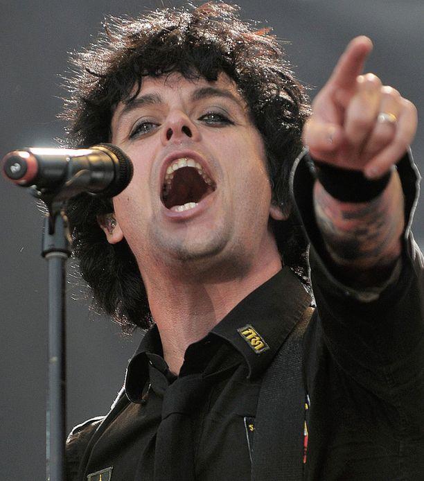 Billie Joel sai yleisön rokkaamaan.