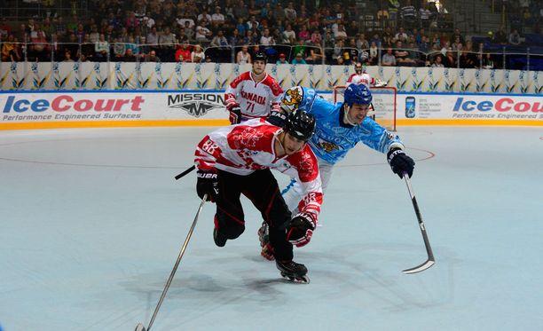 Suomen ja Kanadan välistä MM-finaalia seurasi peräti 6678 katsojaa.