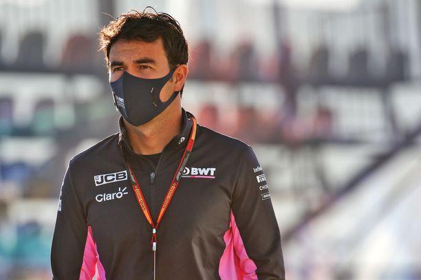 Sergio Perez nauttii arvostusta F1-varikolla.