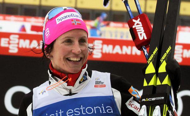Marit Björgen on takonut miljoonaomaisuuden hiihtoladuilla.