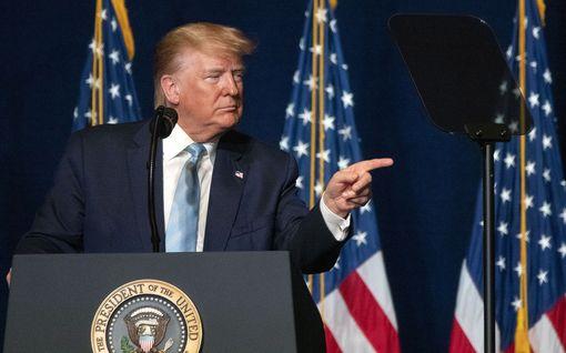 """Trump uhkailee sotarikoksilla, Iran ja Hizbollah sotilasiskuilla – """"Ollaan kuilun partaalla"""""""