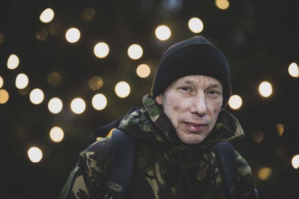 Mika Suojanen pääsi jouluksi kotiin.