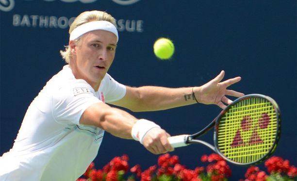 Henri Kontinen on ATP-nelinpelirankingissa tällä hetkellä sijalla viisi.