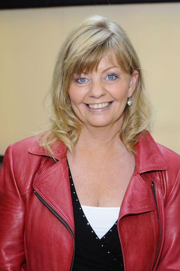 Ingrid Nilsson on nyt 59-vuotias.