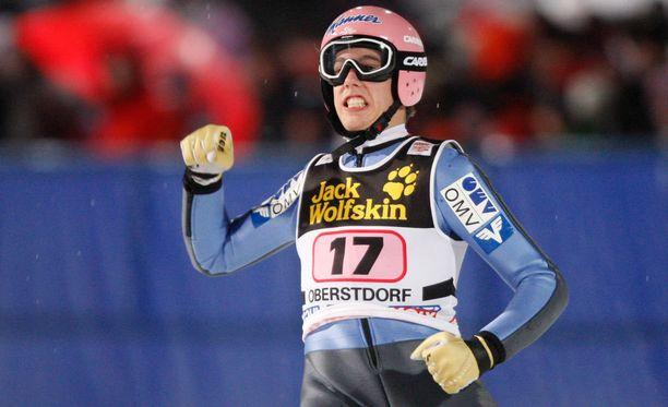 Lukas Müller voitti nuorten maailmanmestaruuden vuonna 2009.