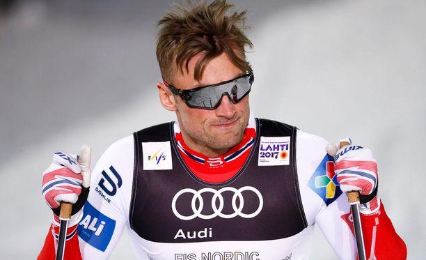 Petter Northug nähdään seuraavan kerran MM-Lahdessa vasta ensi viikon sunnuntaina.