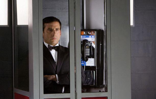 Steve Carell näyttelee Salaista agenttia vuoden 2008 elokuvassa.