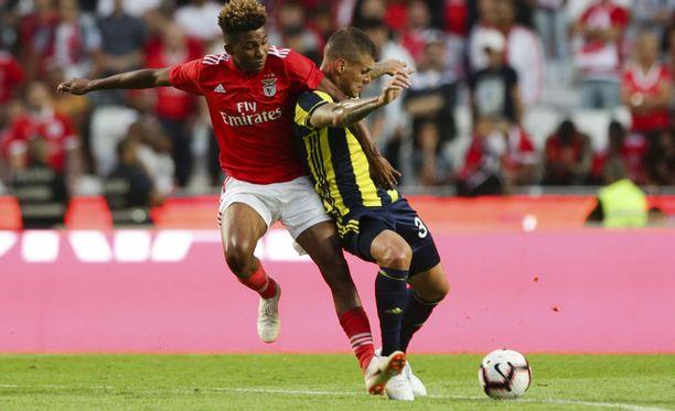 Benfica ja Fenerbache kohtaavat toisessa osaottelussaan.