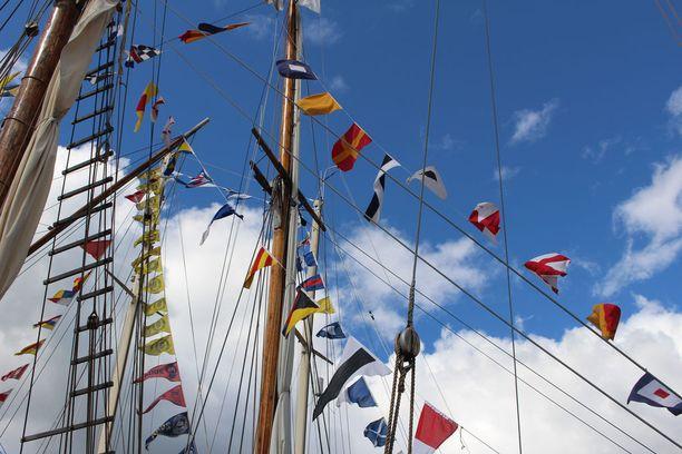 Tall Ships Races on värikäs ja kansainvälinen kesätapahtuma.