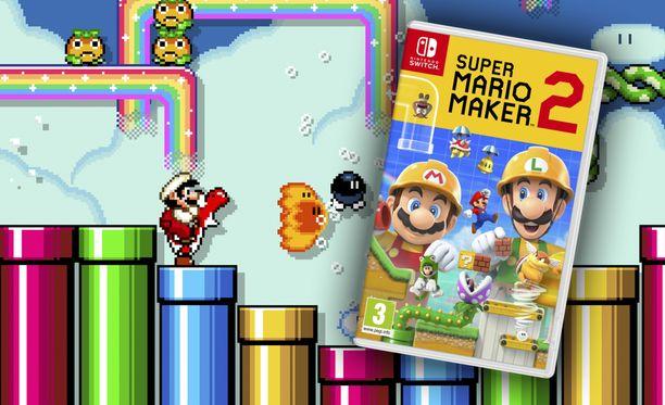 Super Mario Maker 2 on jokaisen Mario-fanin unelma.
