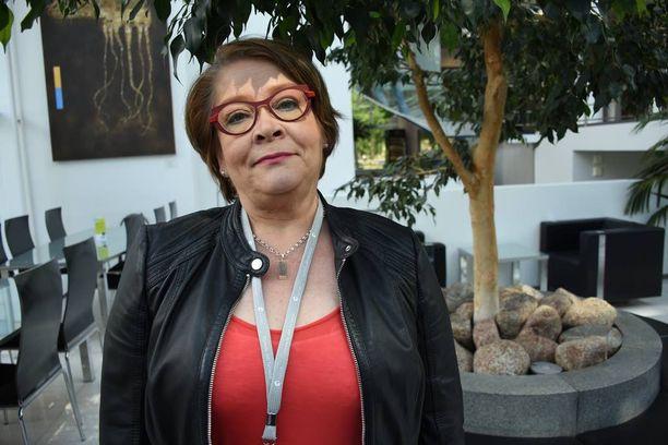 PAMin puheenjohtaja Ann Selin toivoo, etteivät asiakkaat purkaisi kiukkuaan Anttilan henkilökuntaan.