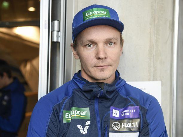 Petter Kukkonen on toiminut yhdistetyn maajoukkueen ruorissa vuodesta 2012 lähtien.