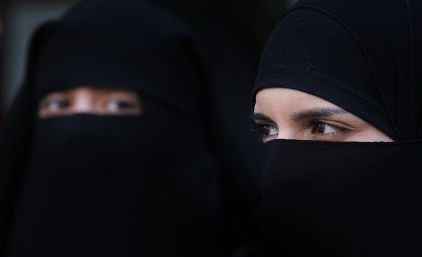 Saksaan on tullut paljon ihmisiä muslimimaista.