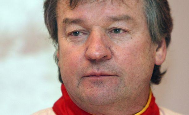 Kenen kartturina Ilkka Kivimäki teki 20 vuoden uran?