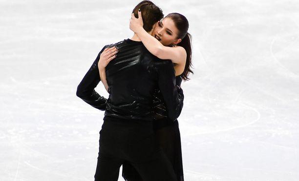 Cecilia Törniä ja Jussiville Partasta ei nähdä Pyeongchangin olympialaisissa.