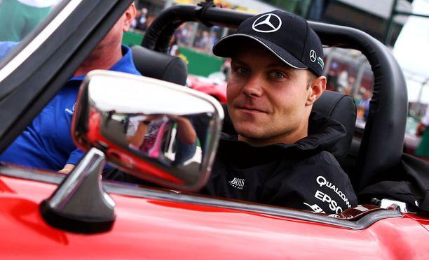 Valtteri Bottas on voittanut tällä kaksi GP:tä.