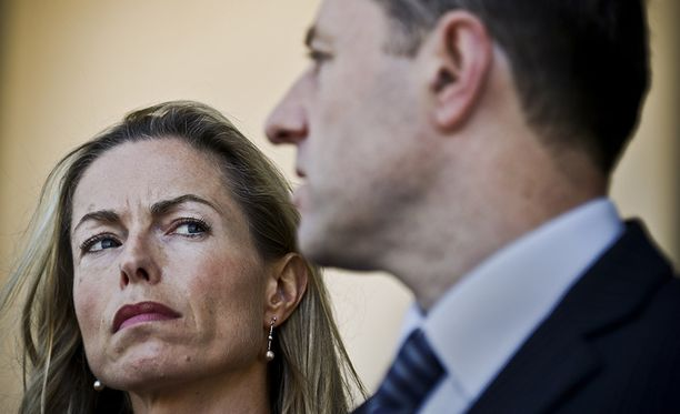 Madeleinen vanhemmat Kate ja Gerry McCann ovat pettyneet poliisin päätöksestä lopettaa tekniset tutkimukset.