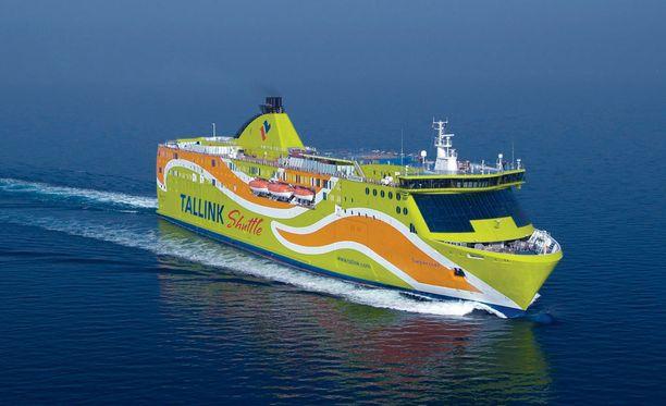 70-vuotias suomalaismies kuoli Tallinnan ja Helsingin väliä liikennöivällä M/S Superstar -aluksella.