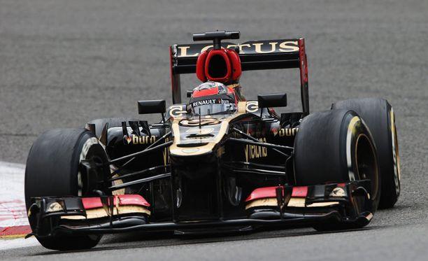 Lotus-tallin uudella sponsorilla on suuret suunnitelmat.