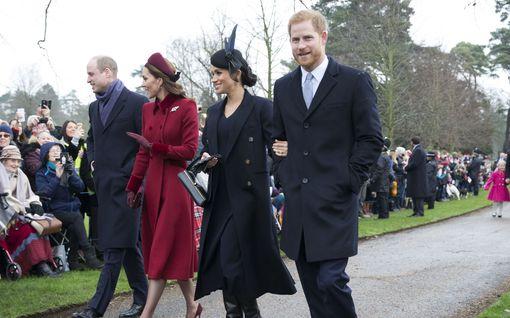 Kuninkaallisasiantuntija: Harrylla ja Williamilla viisi kuukautta aikaa korjata välinsä