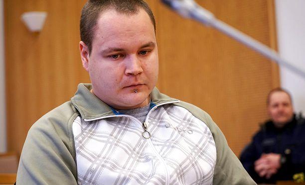 Markus Kolehmainen tuomittiin teoistaan viime vuonna Tuusulan käräjäoikeudessa kahdentoista ja puolen vuoden vankeuteen.