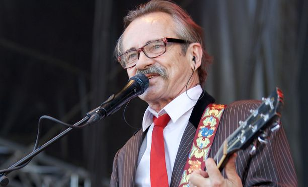 65-vuotias Leo Friman on tehnyt musiikkia eri vuosikymmenillä.