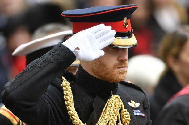 Toukokuussa isäksi tullut prinssi Harry ilahdutti vanhempansa menettäneitä lapsia.