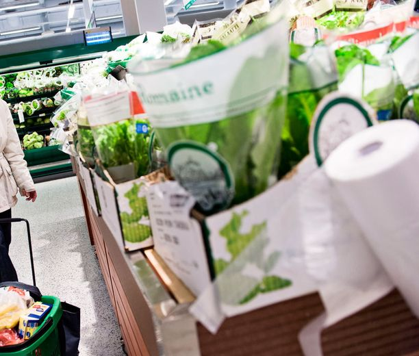 S-ryhmän mukaan vihannesten hintoja ei laskettu, koska ne muuttuvat koko ajan.