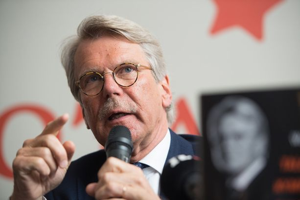 Ruotsiin muuttanut Björn Wahlroos käynnisti toden teolla keskustelun perintöverosta.