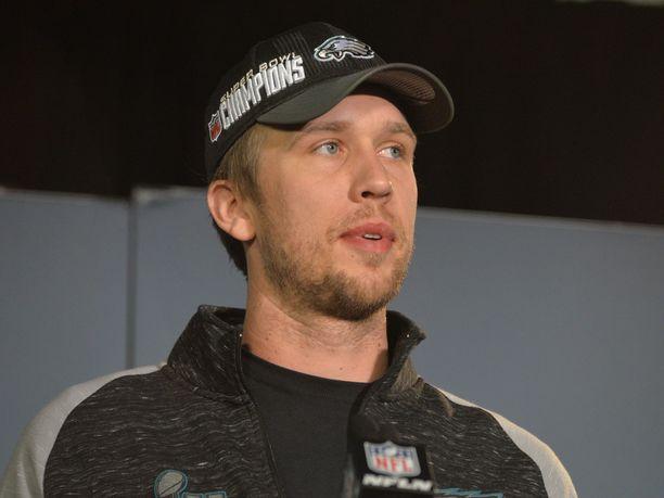 Philadelphia Eaglesin kakkospelinrakentaja Nick Foles loukkaantui aivan runkosarjakauden viimeisillä hetkillä.