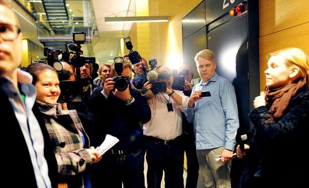 Vale lääkäri Esa Laihon oikeudenkäynti viime lokakuussa