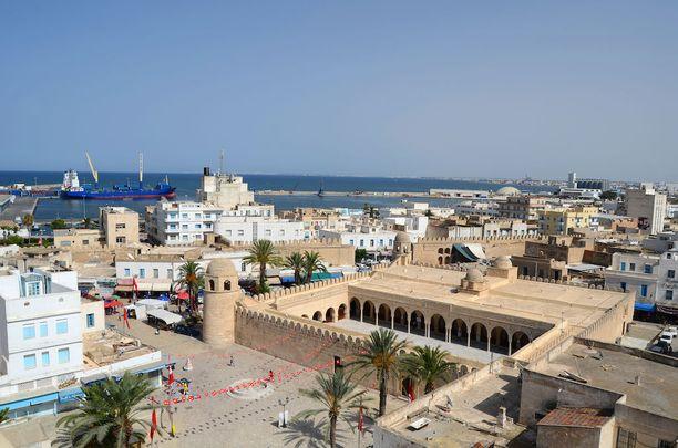 Tunisian kaupungit kärsivät kasvavasta jäteongelmasta.