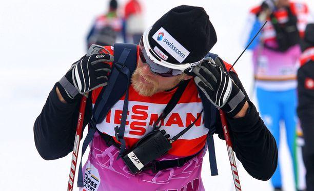 Norjan miesten hiihtomaajoukkueen päävalmentaja Tor Arne Hetland sanoo, ettei norjalaisilla ole mitään salattavaa.