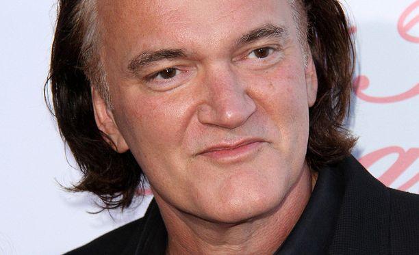 Quentin Tarantino, 54, on ohjannut lukuisia menestyselokuvia.