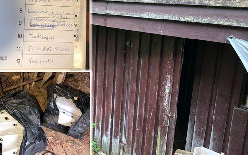 Jyrki osti talon ja sai yllättäen kaupan päälle 20 mapillista arkaluontoista yritystietoa – kenellä on vastuu asiakirjojen hävittämisestä ja tietoturvasta?