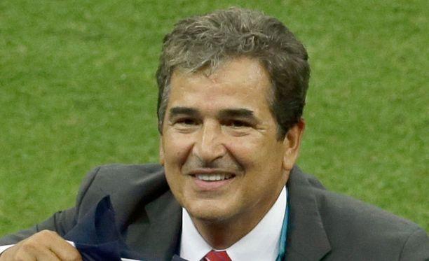 Costa Rican valmentaja Jorge Luis Pinto on johdattanut maansa hämmästyttävän pitkälle.