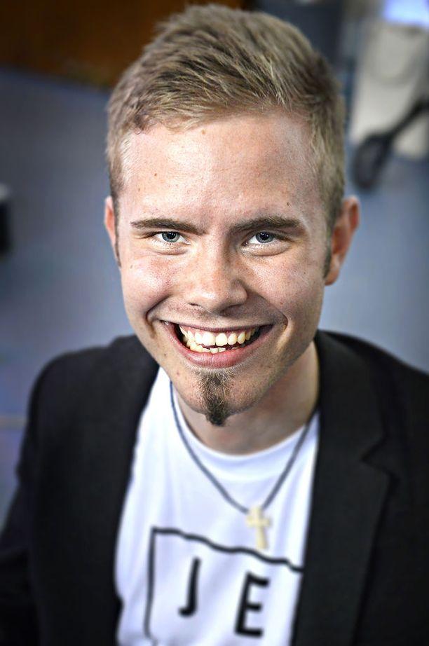 Patrick Tiainen on tunnettu myös oman seurakuntansa perustajana.