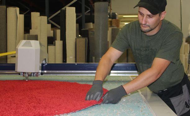 4,5 miljoonan euron liikevaihtoa pyörittävä yritys työllistää kolmisenkymmentä työntekijää.