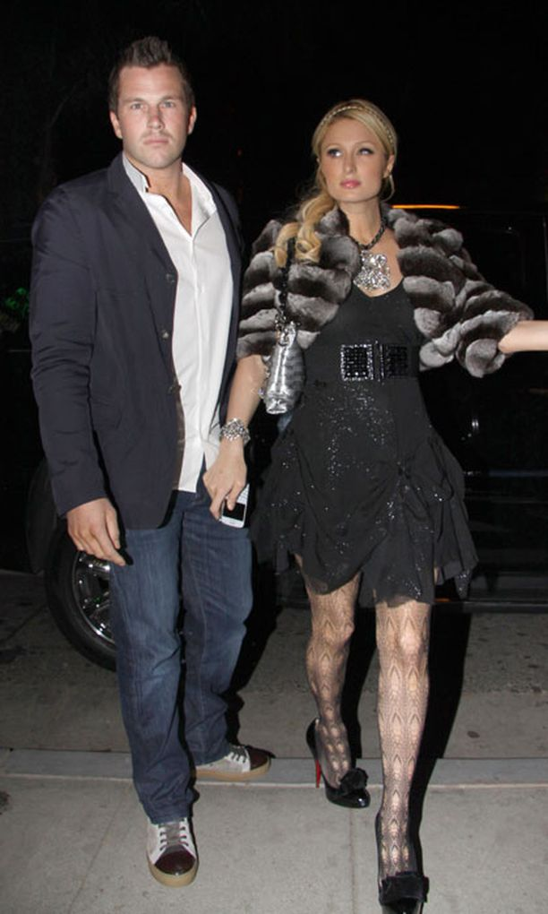 Paris Hiltonin syntymäpäiväjuhlista ei draamaa puuttunut.