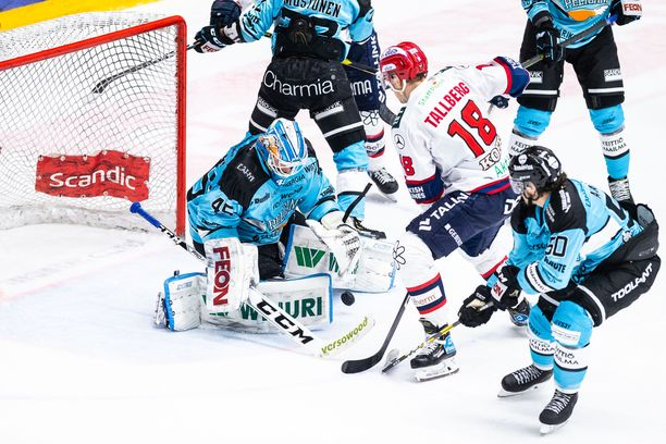 HIFK ryöväsi maanantaina Pelicansilta kotiedun.
