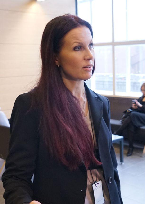 En voinut mitään sille, miten toimittaja laittoi jutun ulos, kihlakunnansyyttäjä Pihla Keto-Huovinen puolustautui.