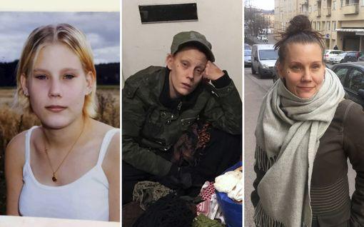 Siivoa jälkesi, sanoi isä – Riikan, 17, huoneesta löytyi huumeruisku ja pian hän asui kadulla
