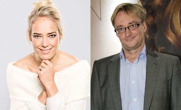Minna Tervamäki ja Mikael Jungner ovat tänään Susanne Päivärinnan vieraina.