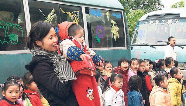 NÄKYMÄTTÖMÄT Kiinassa unelmoidaan paremmasta, mutta miten käykään.