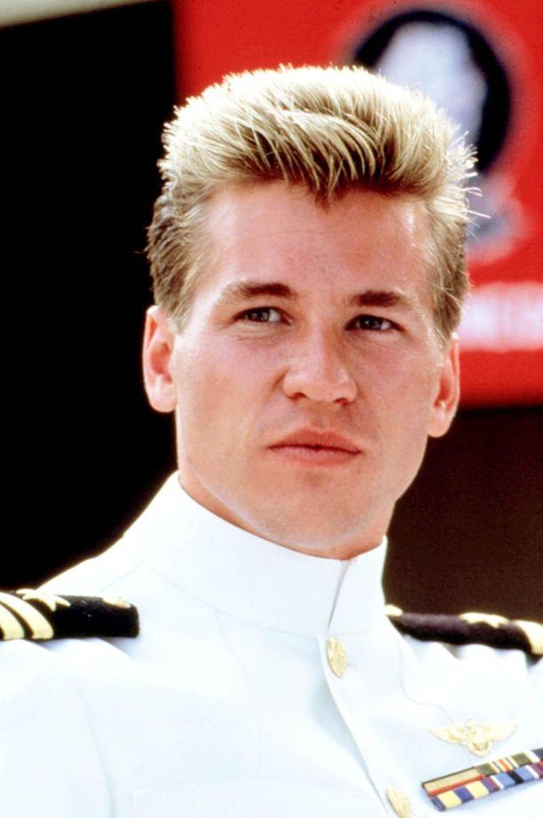Val Kilmer nähtiin alkuperäisessä Top Gun -elokuvassa vuonna 1986 Tom Cruisen rinnalla.