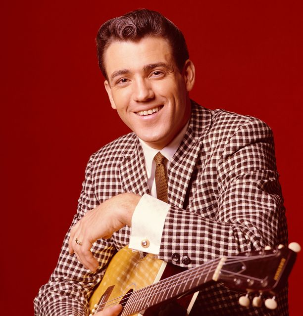 Jimmie Rodgers vuonna 1959.